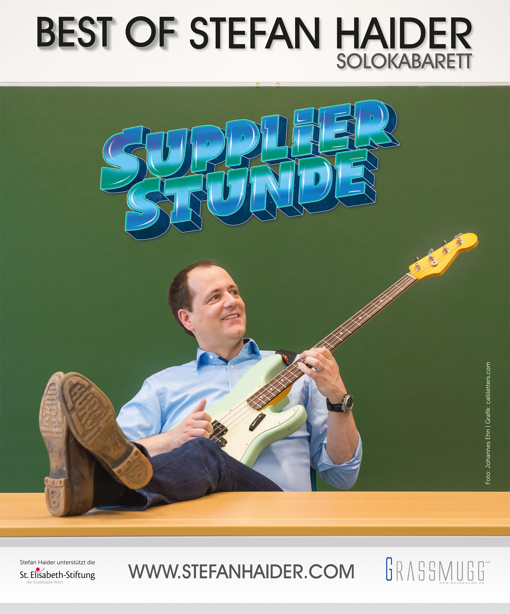 Stefan Haider - Supplierstunde