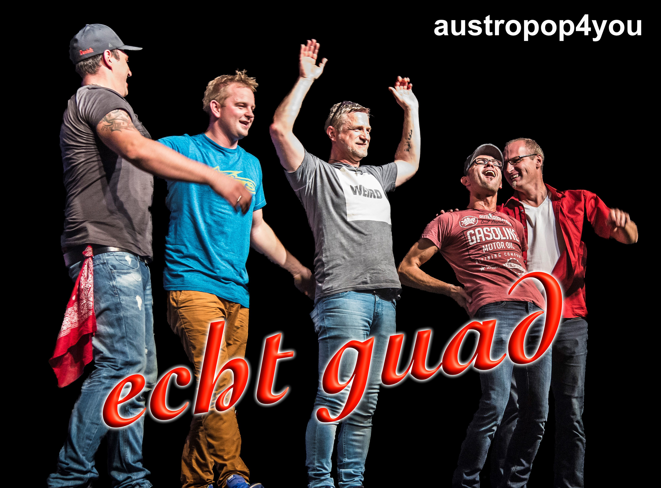 echt guad – Austropop4you