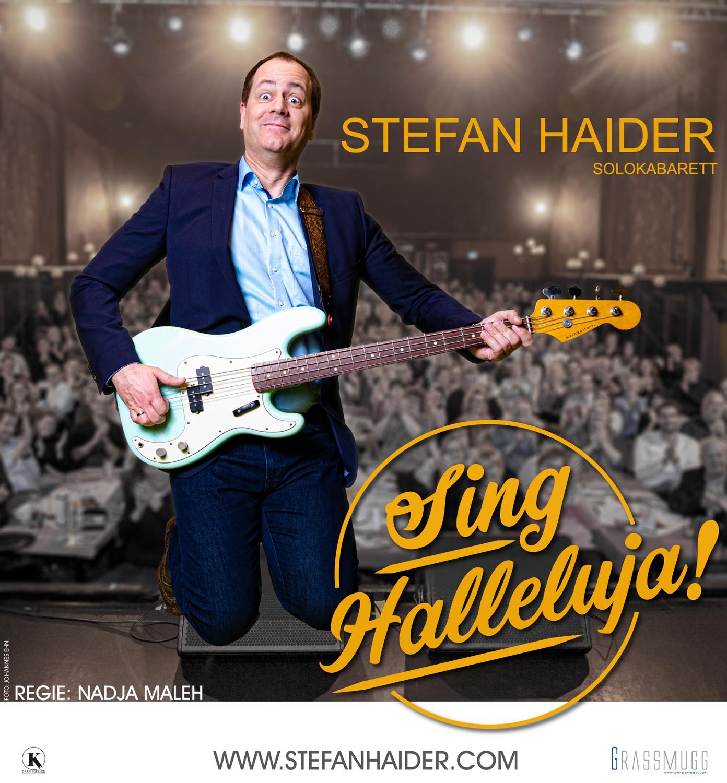 Stefan Haider – SING HALLELUJA!