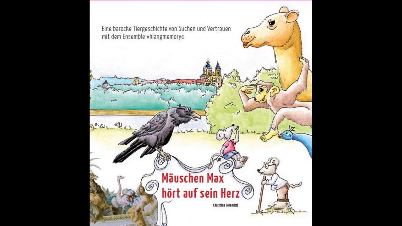 """Kindertag - ENSEMBLE """"KLANGMEMORY""""  Mäuschen Max hört auf sein Herz"""